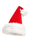 A studio shot of a Santa hat Stock Images