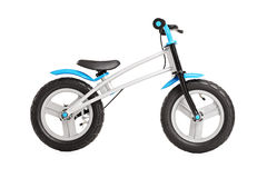 Studio shot of a small generic bike for children Stock Images