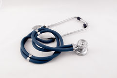 Studio shot of stethoscope Royalty Free Stock Photo