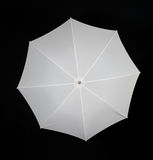 Studio shot of umbrella - close-up Royalty Free Stock Photo