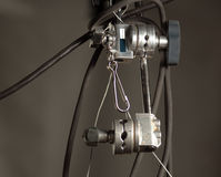 Studio Spotlight or Stage Light Stock Photos