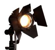 Studio Spotlight Royalty Free Stock Photos