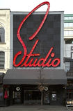 Studio store in Vancouver Stock Photography