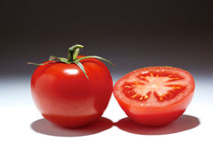 Studio tomato Stock Photo