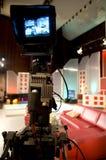 studio tv Στοκ φωτογραφία με δικαίωμα ελεύθερης χρήσης