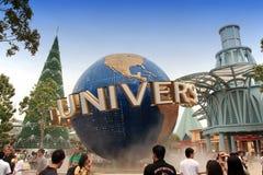 Studio universel Singapour Images stock