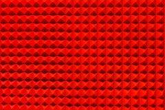 Studio van de correct absorptievat de rode opname stock foto