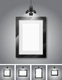 Studio wall Royalty Free Stock Photography