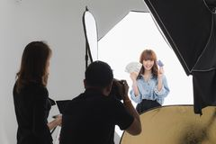 Studio work shop royalty free stock photos