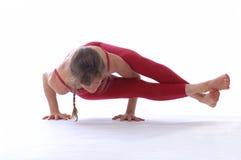 Studio Yoga Royalty Free Stock Image
