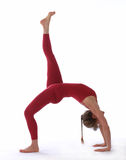 Studio Yoga Royalty Free Stock Images