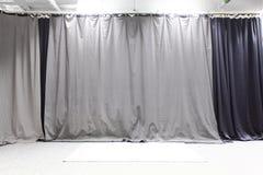 Studiohintergrund Stockfoto