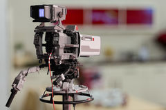Studiokamera Arkivfoton