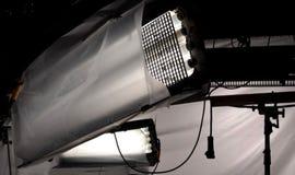 Studiolichter Stockbild