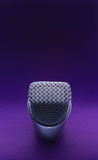 Studiomikrofon Lizenzfreies Stockbild