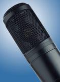 Studiomikrofon Arkivfoto