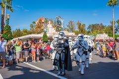 Studior för Disney ` s Hollywood i Orlando, Florida royaltyfri bild