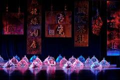 Studioso del confuciano della lettura Immagine Stock Libera da Diritti