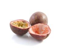 Studium van Passionfruit royalty-vrije stock fotografie