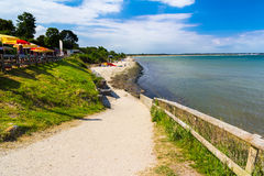 Studland Beach Beach Stock Photos