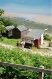 Studland Beach National Trust UK Stock Photography