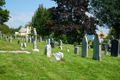 Studland Kościelny Dorset UK Obrazy Stock