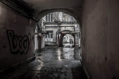 Studnie w St Petersburg zdjęcia stock