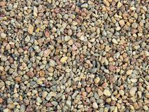 pebbles warm color texture background royalty free stock photos