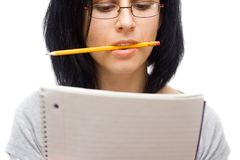 Study Royalty Free Stock Photo
