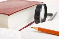 Study and analysis. Royalty Free Stock Photos