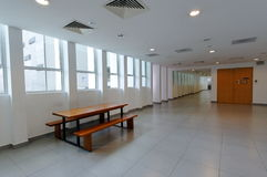 Study area in National University of Singapore Royalty Free Stock Photography