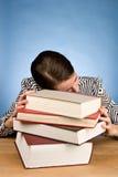 Study Break Stock Photo