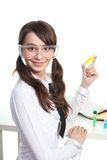 Study chemistry Stock Image