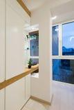Study corner interior Stock Photos