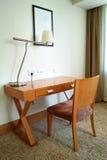 Study Desk & Chair Stock Photos