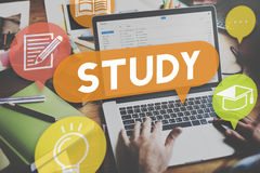 Study Education Learning Improvement Insight Concept Stock Photos