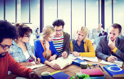 Study Group Discussion University Concept Stock Images