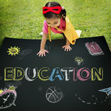 Study Ideas Learn Kids Concept royalty free stock image