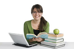 Study and learn Stock Photo