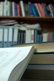 Study material Stock Images