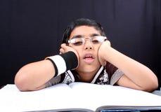 Study Pressures Stock Photo
