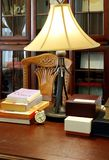 Study-room. Western-style study-room in a Chinese family Stock Image