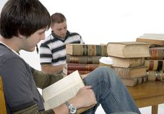 Study Session stock photography