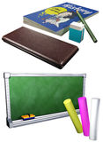 Study set Stock Photos
