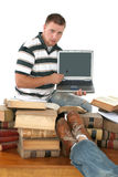 Study Time Royalty Free Stock Photo