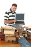 Study Time Royalty Free Stock Photo