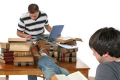 Study Time Royalty Free Stock Image