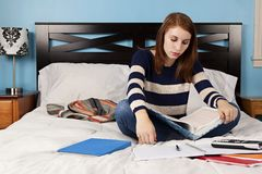 Study Time. Royalty Free Stock Photos