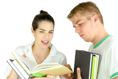 Study Time Stock Image