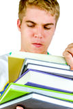 Study Time Stock Photography